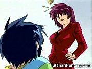 Hentai Teen Turns Into Futanari! Thumbnail