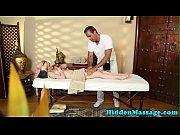 petite babe deepthroating masseurs dick