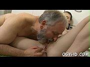 old guy seduces a juvenile hottie