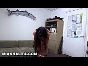 thumb mia khalifa first porn audition for bangbros mk13786