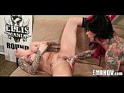 emo goth lesbos 281