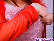 thumb Yuka Sakagam i Has Hairy Cunt Fingered