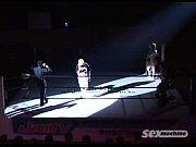 Japanese girls wrestling