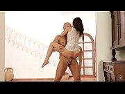 horny babe krissie fucked in the kitchen - eroticvideoshd.com