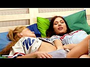 bedroom play sensual lesbian scene by.