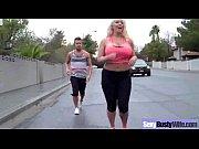 (alura jenson) Lovely Big Melon Tits Milf Love Sex mov-02