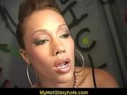 nasty girl enjoys gloryhole cocksucking 10