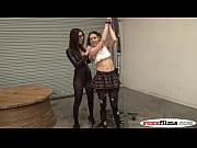 Dava Foxx Dominates Sadie Holmes BIG TITS LESBIAN BDSM