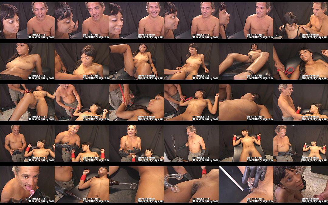 Video + latina + strip + room + argentina