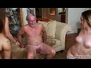 My new daddy and old man fucks Maximas Errectis