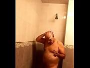 calderon en la ducha