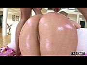 AJ Applegate anal stretching
