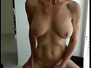 This Swedish MILF has AMAZING Tits - more @ tcamgirls.com