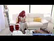 Hijabi babe massaged on forbidden spots