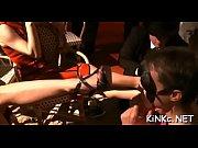 Breathtaking chick plays with plaster on kinkycarmen.com