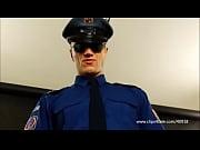 prison cop stomps on slave -.
