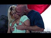 Massaged Jessie Volt tight butt banged