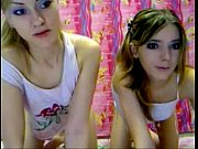 2 blonde girls in free chat at SexAtCams