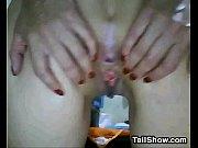 cam slut teasing her ass