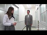Japanese school teen