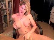 Blonde tranny webcam show
