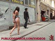 Disgrace in public
