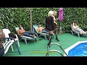блондинка мастерица сосет порно
