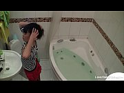 bathtub masturbation of the breathtaking asian.