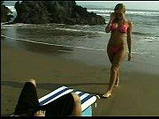 Beach anal with a blonde Thumbnail