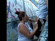 Maria bose sucking cock in public