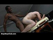 Blacks On Boys - Interracial Hardcore Gay movie 16 Thumbnail