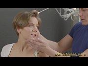 thumb Danejones Be autiful Woman Gets Sensual Shaved Pussy Creampie