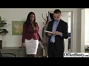 Hard Banged In Office A Real Slut Big Tits Girl (codi bryant) video-12