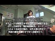 【美人ナース】看護師が患者に膣内射精障害の性交治療として手コキを医療行為として行う。目を見つめての語りかけがエロいwww