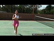 Brazzers Big Tits In Sports Playing with my Tennis Balls scene starring Yurizan Beltran and Jord