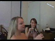 Teen friends having lesbian fun on webcam - www.cams22.com