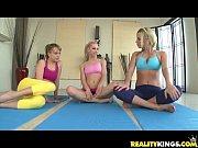 Blue Angel, Sammie Rhodes &amp_ Kiara Dinae healing each other'_s pussies