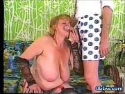 Classic Mature MILF Sucks Monster Cock - 8bbw.com
