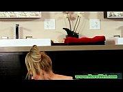 nuru slippery massage and wet handjob.