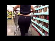 Fat Asian Ass in Costco