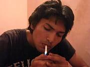 smoking with talk by nasha