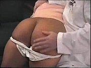 Vieille infirmiere salope massage du cul