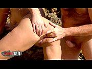Hot blonde milf tamara dix fucked hard in the ass at the beach