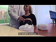Fake doctor banging hot blonde patient