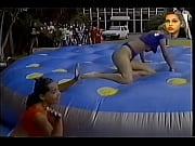 Sumo das gatas - Luta no Gel - Perdidos na Tarde (1997)