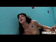 emo goth slut 242