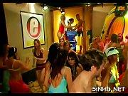 секс с сисястой в клубе