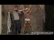 Big ass and gay sex Slave Boy Made To Squirt