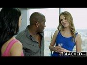 thumb blacked two girlfriends jillian janson and sabrina banks share a huge black cock