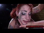 Tattood ginger bdsm sub nailed roughlyreed[39]